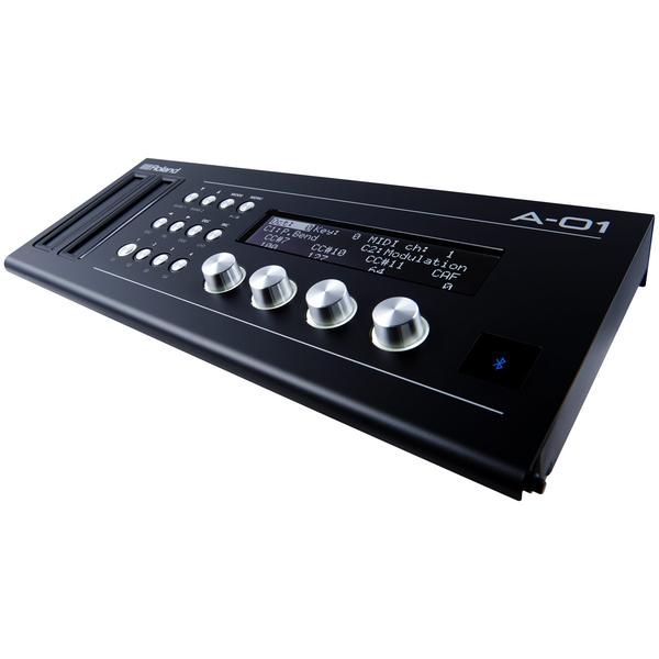 MIDI-контроллер Roland A-01 рама и стойка для электронной установки roland mds 4v drum rack