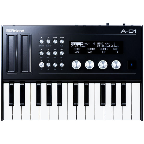 MIDI-контроллер Roland A-01K midi клавиатура roland k 25m