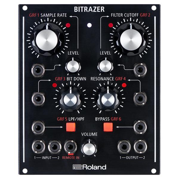 Процессор эффектов Roland BITRAZER вокальный процессор roland vp 03