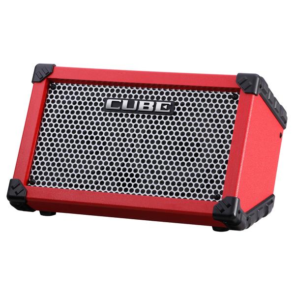 Гитарный комбоусилитель Roland CUBE-ST Red усилитель для акустической гитар roland cube street ex