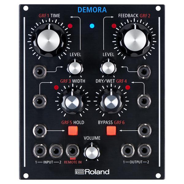 Процессор эффектов Roland DEMORA