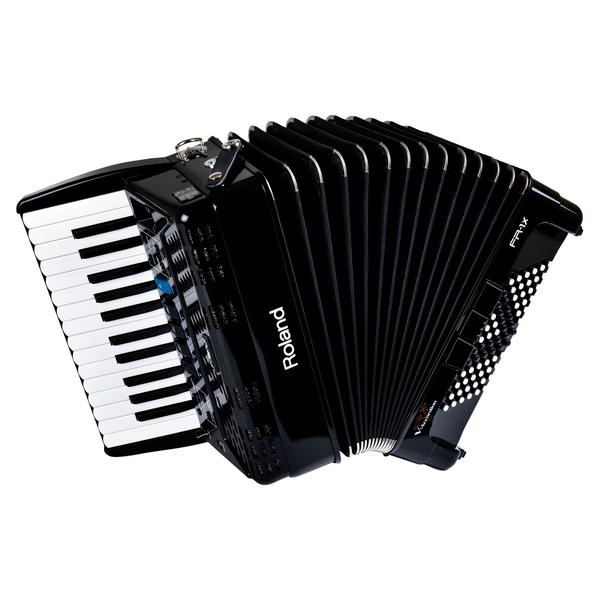 Цифровой аккордеон Roland FR-1X-BK  roland fr 1x rd