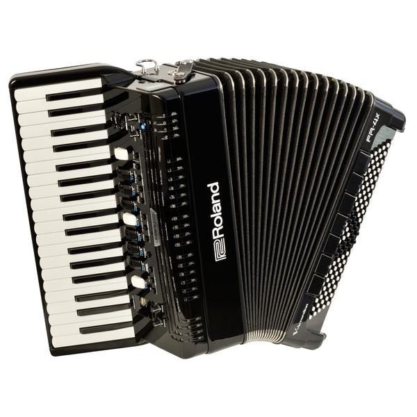 все цены на  Цифровой аккордеон Roland FR-4X-BK  онлайн