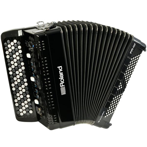 Цифровой аккордеон Roland FR-4XB-BK roland fr 1x rd