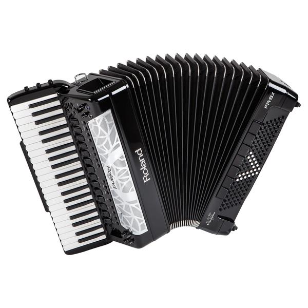 Цифровой аккордеон Roland FR-8X-BK roland stika sv 8