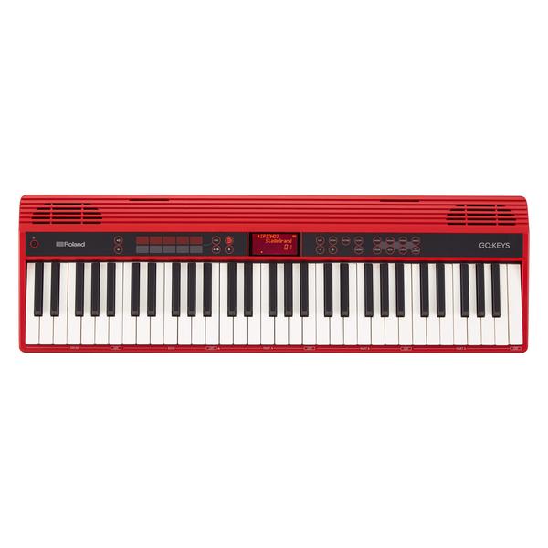 Синтезатор Roland Go-Keys хай хэт и контроллер для электронной ударной установки roland fd 9 hi hat controller pedal