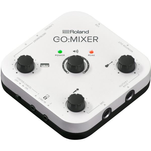 Мобильный аудиоинтерфейс Roland GOMIXER cd проигрыватели