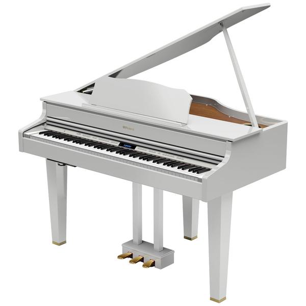 Цифровое пианино Roland GP607-PW roland cb ba330