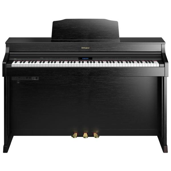 Цифровое пианино Roland HP603-CB чехол сумка для клавиш roland cb 61 rl