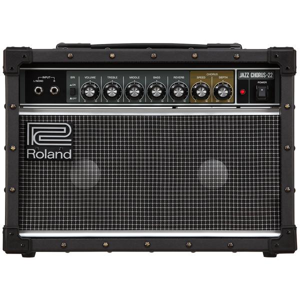 Гитарный комбоусилитель Roland JC-22 гитарный комбоусилитель roland cube street ex