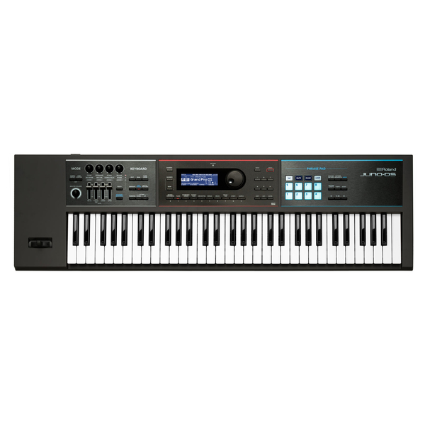 Синтезатор Roland JUNO-DS61 чехол сумка для клавиш roland cb 61 rl
