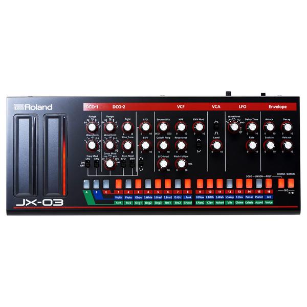 Синтезатор Roland JX-03 рама и стойка для электронной установки roland mds 4v drum rack