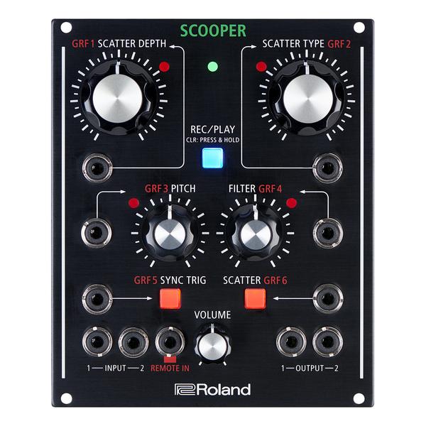 Процессор эффектов Roland SCOOPER вокальный процессор roland vt 12