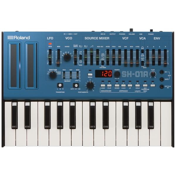 Синтезатор Roland SH-01A-BU цена