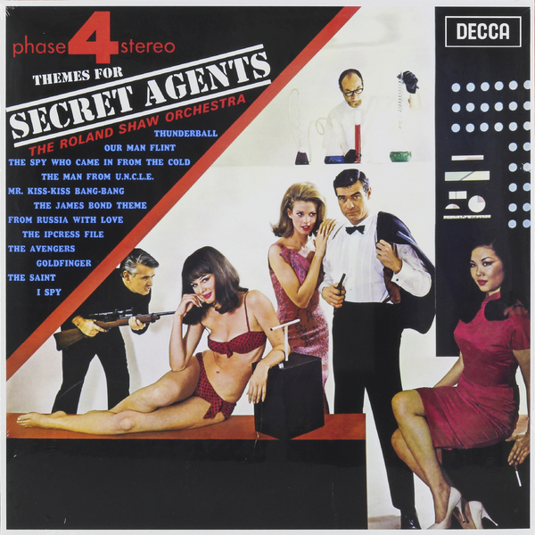 Roland Shaw Orchestra Roland Shaw Orchestra - Themes For Secret Agents dale l anderson the orchestra conductor s secret to health