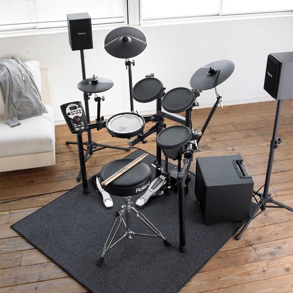 Электронные барабаны Roland от Audiomania