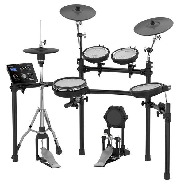 Электронные барабаны Roland TD-25K + MDS-9V roland mds 4v