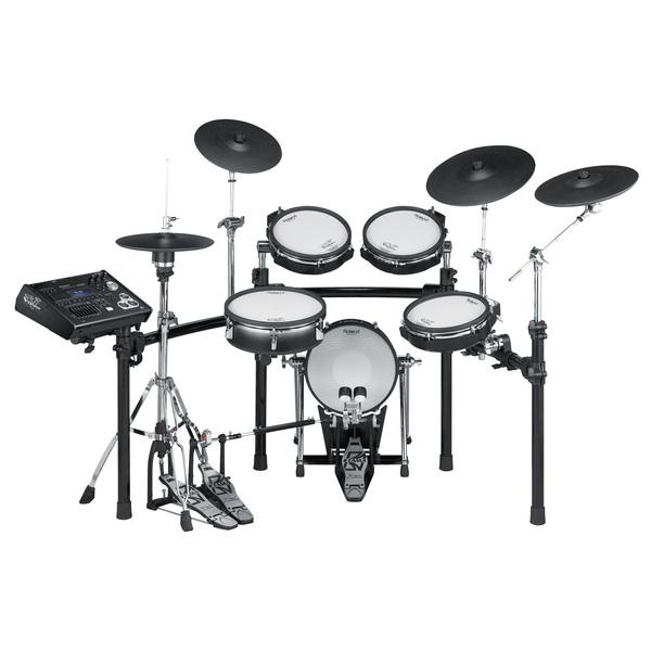 Электронные барабаны Roland TD-30K + MDS-12V