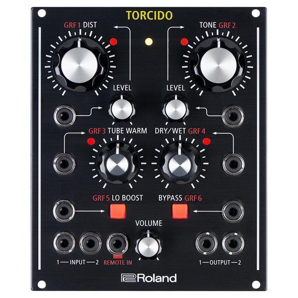 Процессор эффектов Roland TORCIDO вокальный процессор roland vt 3