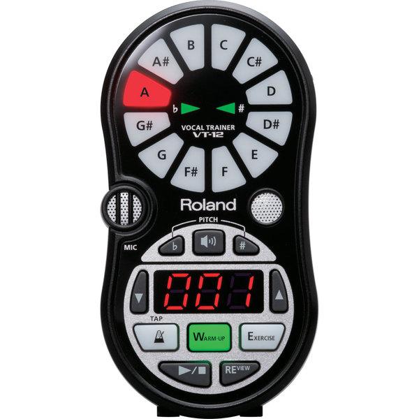 Вокальный процессор Roland VT-12 Black вокальный процессор roland vt 12