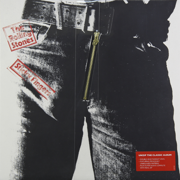 Rolling Stones Rolling Stones - Sticky Fingers (deluxe, 2 LP) печь для бани greivari rolling stones v 2 intro black