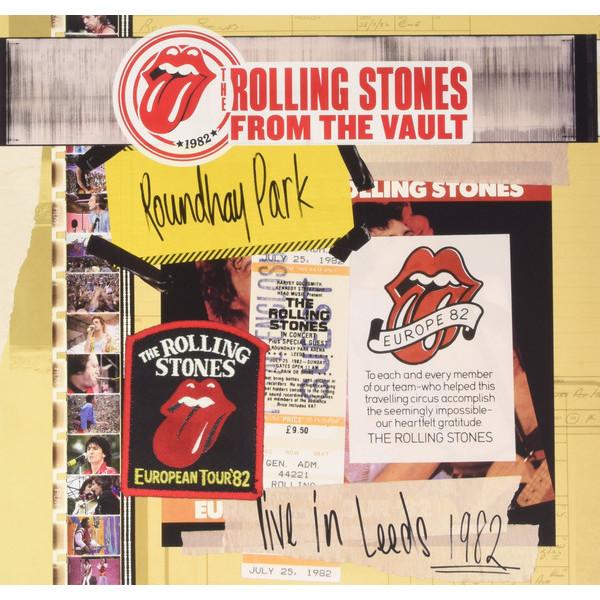 Rolling Stones Rolling Stones - Live In  Leeds 1982 (3 Lp + Dvd) bigbang 2012 bigbang live concert alive tour in seoul release date 2013 01 10 kpop