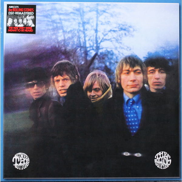 ROLLING STONES ROLLING STONES-BETWEEN THE BUTTONS (UK VERSION)