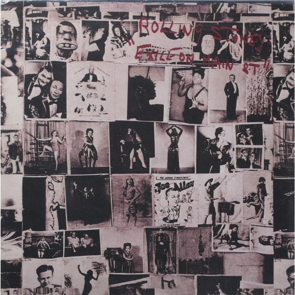 Rolling Stones Rolling Stones - Exile On Main Street (2 LP) stones пиджак