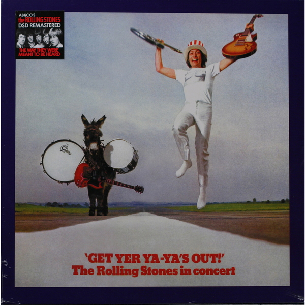 ROLLING STONES ROLLING STONES - GET YER YA YAS OUT