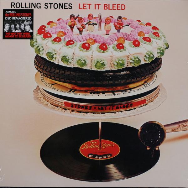 Rolling Stones Rolling Stones - Let It Bleed stones пиджак