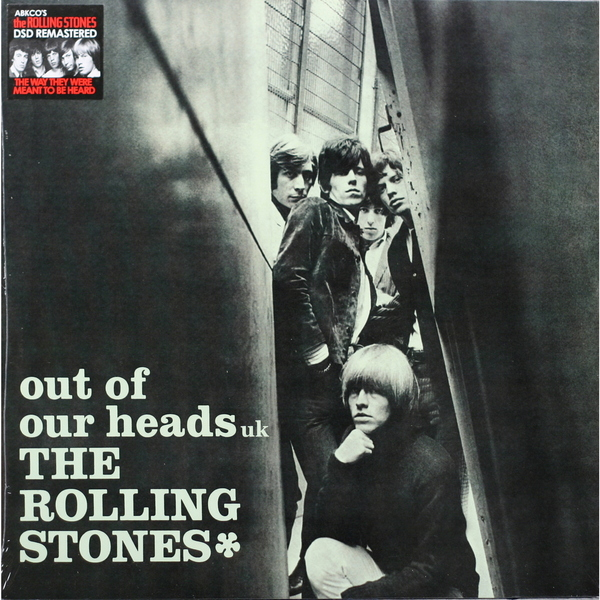 ROLLING STONES ROLLING STONES - OUT OF OUR HEADS (UK VERSION)
