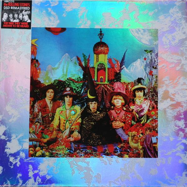 Rolling Stones Rolling Stones - Their Satanic Majesties Request stones пиджак