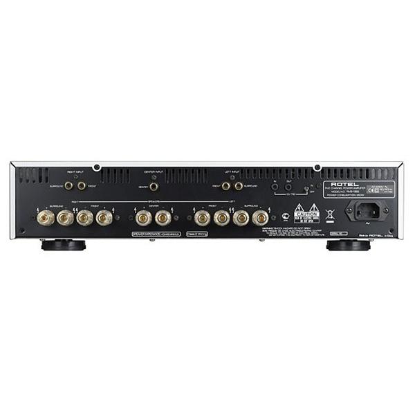 Многоканальный усилитель мощности Rotel от Audiomania