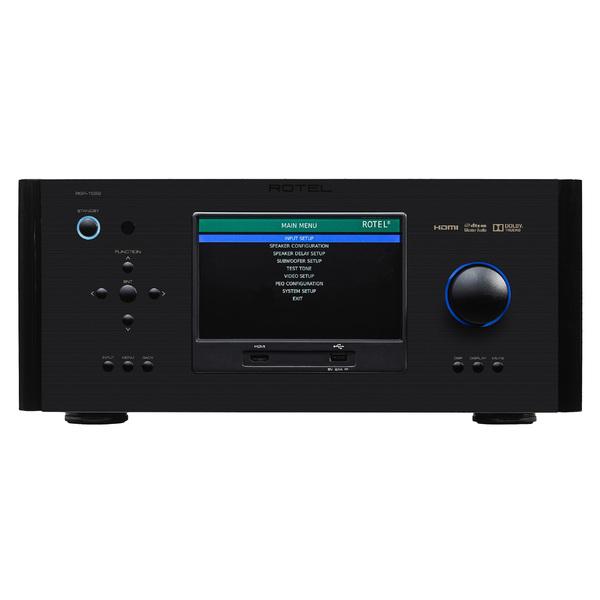 где купить AV процессор Rotel RSP-1582 Black дешево