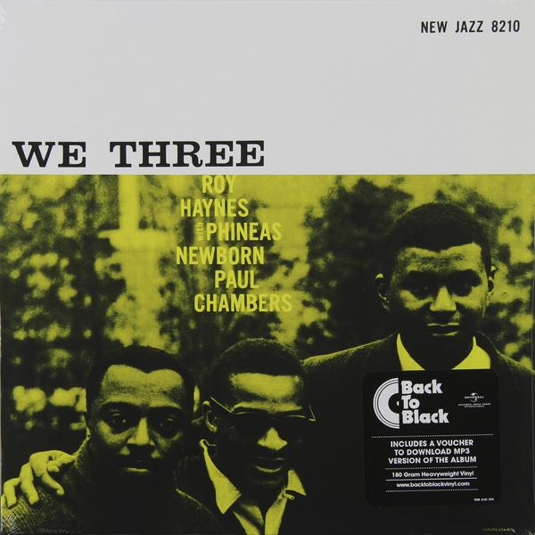 Roy Haynes Roy Haynes - We Three (180 Gr) цена 2017