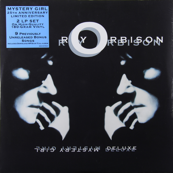 Roy Orbison Roy Orbison - Mystery Girl Deluxe (2 Lp, 180 Gr)