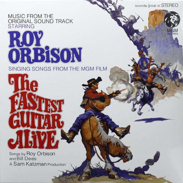 Roy Orbison Roy Orbison - The Fastest Guitar Alive
