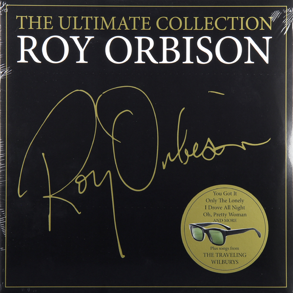 Roy Orbison Roy Orbison - The Ultimate Collection rachel roy pубашка
