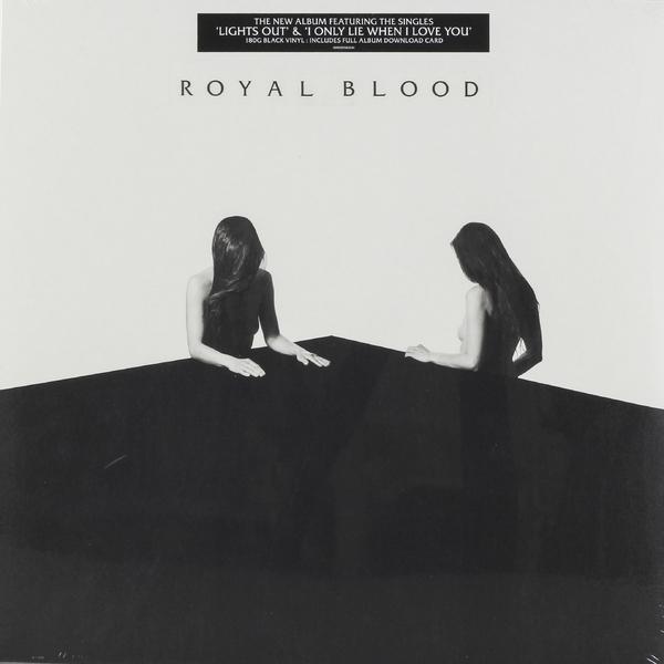 Royal Blood Royal Blood - How Did We Get So Dark blood water