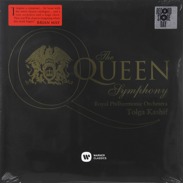 ROYAL PHILHARMONIC ORCHESTRA ROYAL PHILHARMONIC ORCHESTRA /  TOLGA KASHIF - THE QUEEN SYMPHONY queen of the orcs royal destiny