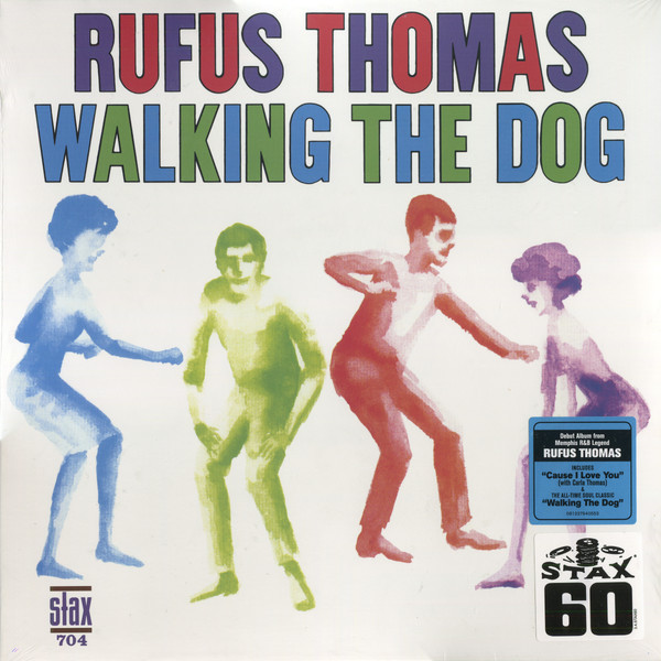 Rufus Thomas Rufus Thomas - Walking The Dog (180 Gr) купить