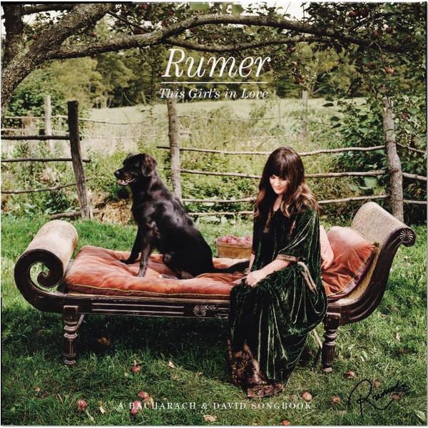 RUMER RUMER - This Girl's In Love - A Bacharach   David Songbook (180 Gr) tivoli audio songbook white sbwht