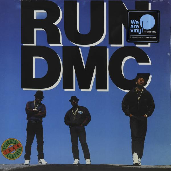 Run Dmc Run Dmc - Tougher Than Leather dmc 500g