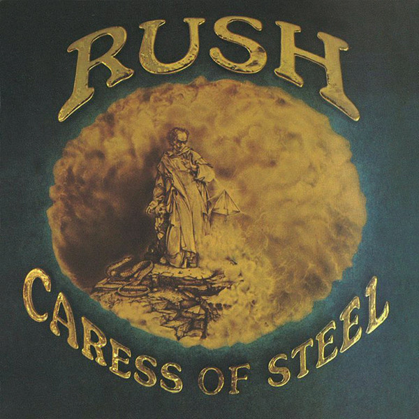 RUSH RUSH - Caress Of Steel rush rush moving pictures lp