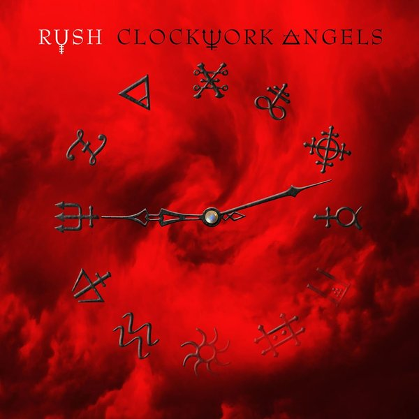 RUSH RUSH - Clockwork Angels (2 LP) rush rush moving pictures lp