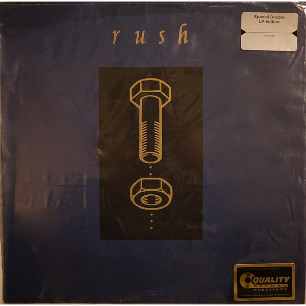 RUSH RUSH - Counterparts (2 LP)