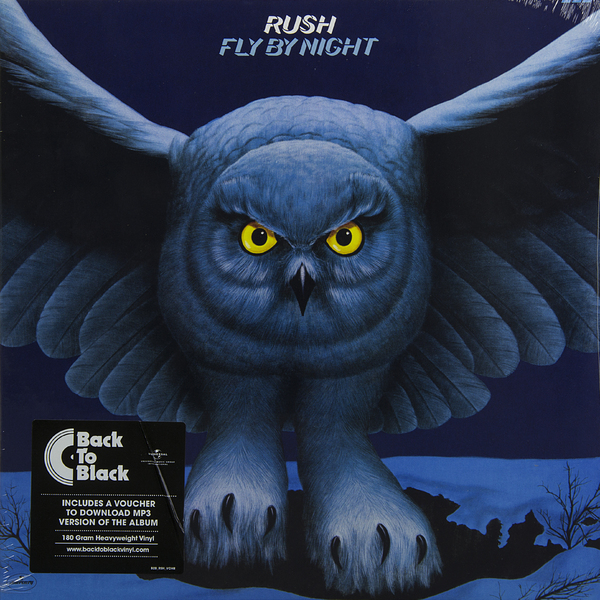 RUSH RUSH - FLY BY NIGHT (180 GR)