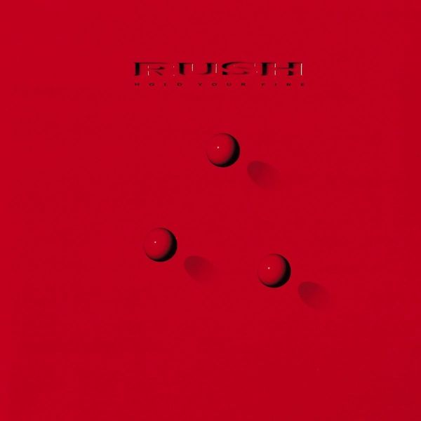 RUSH RUSH - Hold Your Fire rush rush moving pictures lp