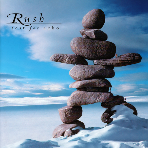 RUSH RUSH - Test For Echo (2 LP) rush rush moving pictures lp