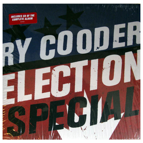 Ry Cooder Ry Cooder - Election Special (lp+cd) partners lp cd